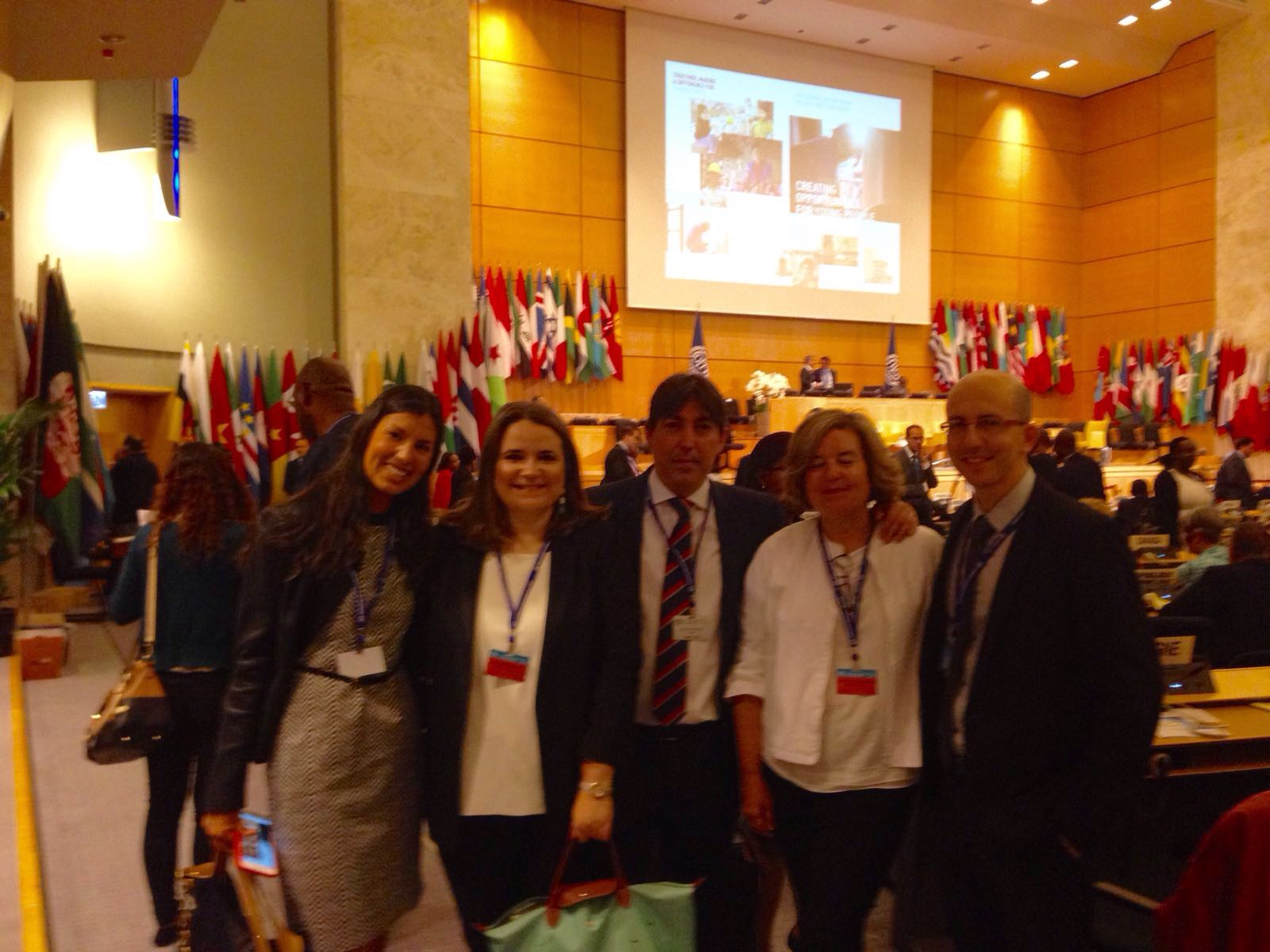 Youth Employment Decade Campaign in Geneva