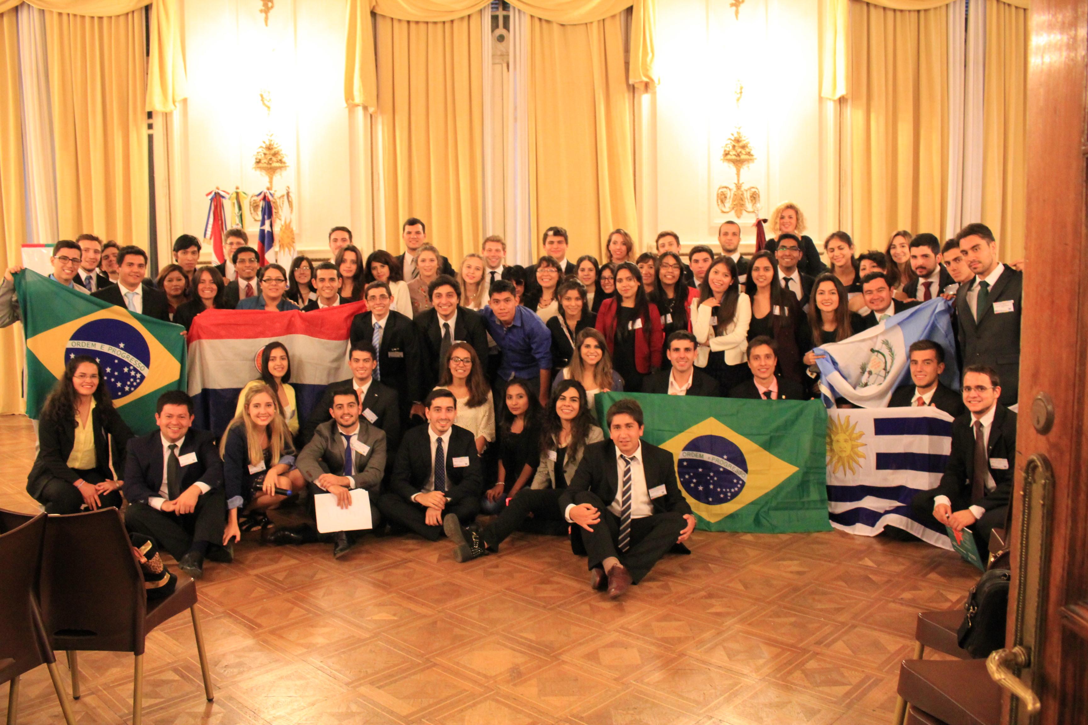 Foro de Jóvenes líderes Iberoamericanos