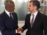 Annan meets Mancisidor