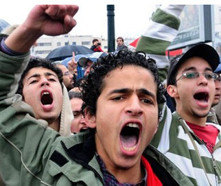 Llamada a los jóvenes marroquíes