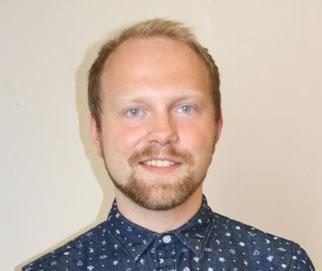 Allan Päll, secretario general del Foro Europeo de la Juventud