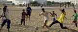 Jóvenes en Dubai