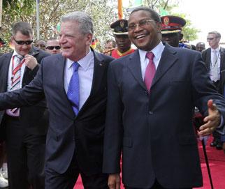 Empleo Tanzania