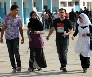 Empleo mundo árabe