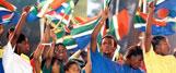 Desempleo juvenil en Sudáfrica