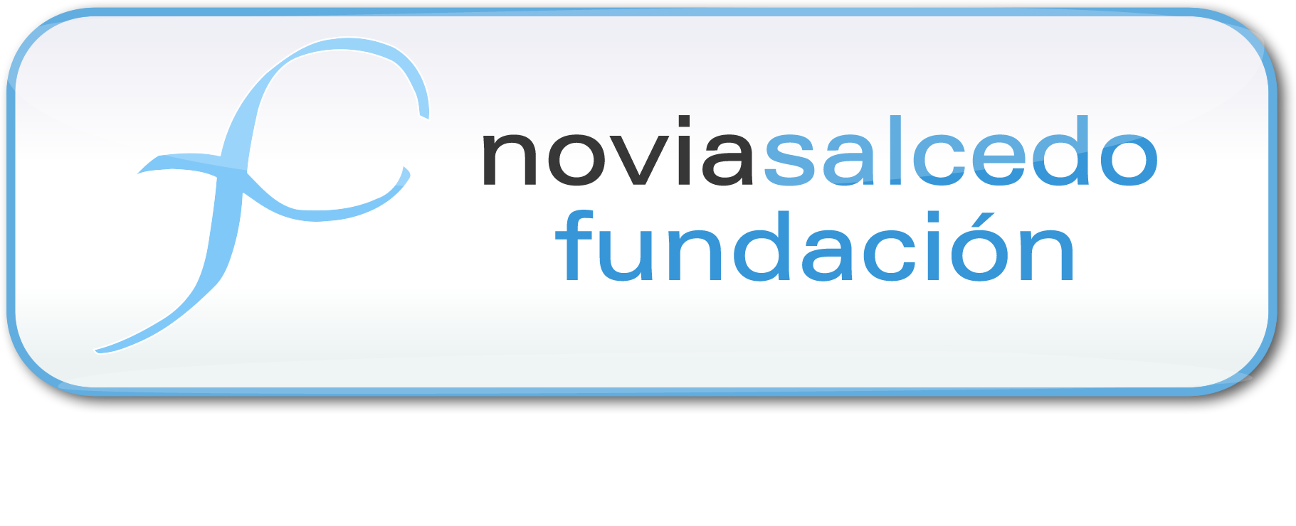 Novia Salcedo logo - for black background