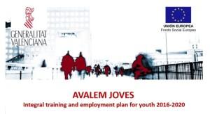 comunitat valenciana avalem jovens