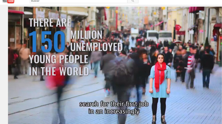 Video of the International Campaign for Youth Employment Decade