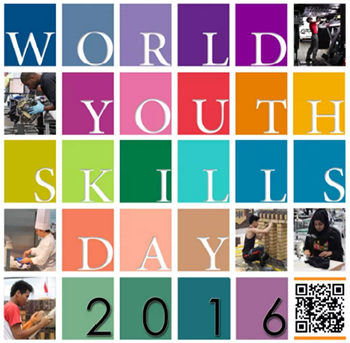 World Youth Skills Day