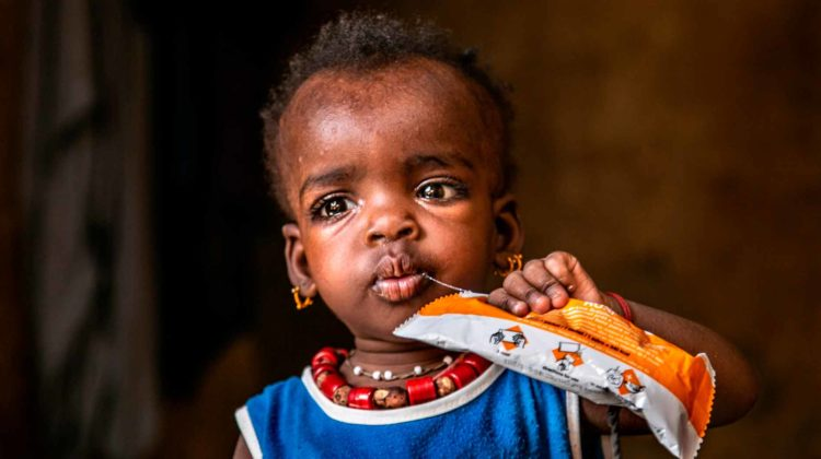 Foto de portada:Araia Tamayo para UNICEF Mauritania